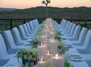 Wedding at Bushmans Kloof, Cederberg Mountains