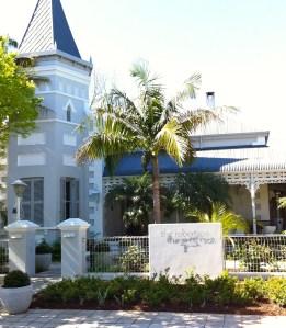 Facade of Robertson Small Hotel