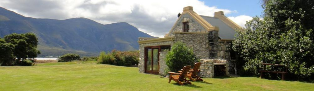 Self catering cottage at Mosaic Farm