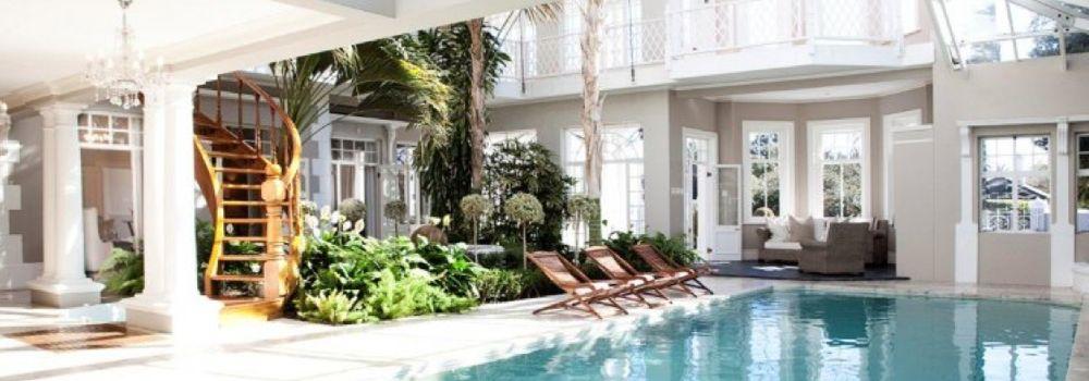 Banksia Boutique Hotel's Indoor Swimming Pool