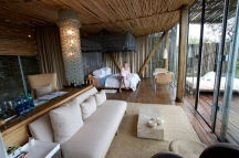 Singita's Lebombo Lodge