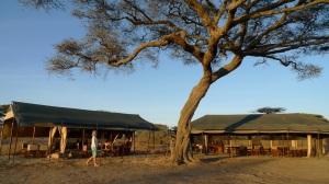 Olakira main camp