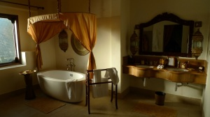 Our suite at Baraza