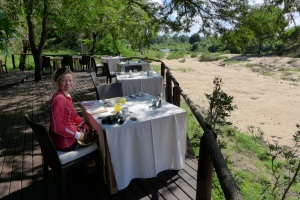 Dining out, River Lodge